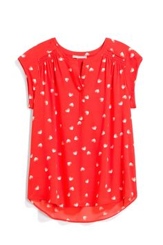 This looks cute and the print is nice. Stitch Fix.