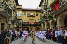 Laguardia en #Álava, incluído entre los pueblos más bonitos de España