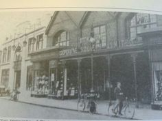 Sittingbourne co-op where I used to shop and get my child allowance