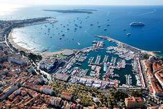Cannes is Cannes Salon nautique