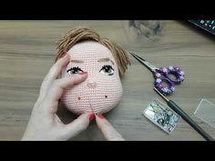 Doll Crafts, Yarn Crafts, Diy And Crafts, Crochet Fairy, Crochet Dolls, Crochet For Kids, Amigurumi Doll, Origami, Lily