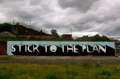 Kid Acne Slogan Street Art