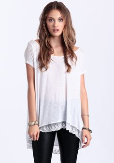 Seaside Oversized Top at #threadsence @threadsence