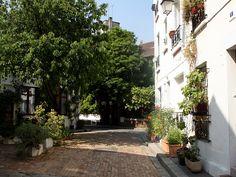 Cité floréale rue Iris