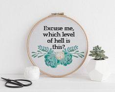 Cross Stitching, Cross Stitch Embroidery, Embroidery Patterns, Funny Cross Stitch Patterns, Cross Stitch Designs, Naughty Cross Stitch, Cross Stitch Quotes, Geeks, Needlework