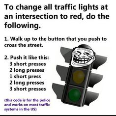 The drivers are gonna shoot eye daggers into you, but, you can safely cross the street. 10 LIFE HACKS/TRICKS TO SIMPLIFY YOUR LIFE #35!