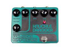 Wilson Effects Knuckle Dragger Fuzz - Prymaxe