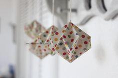 12 diamanti origami | | 2 1/2