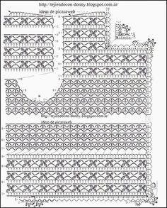 Linda Campera Tejida A Crochet ,Muy Elegante