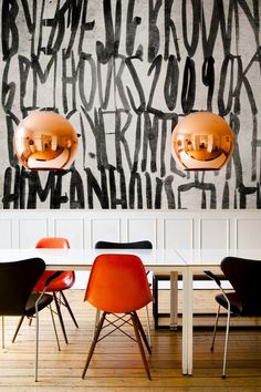 Tendencias decorativas para 2017. Modernízate con estas ideas #lokolokodecora #decoracion #hogar #muebles #vinilo