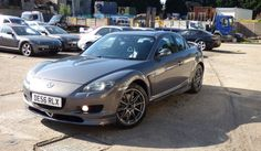 MAZDA RX-8 1.3 PZ 4DR, ENGINE REBUILD 3000 MILES AGO for sale in UK. Rx8 for sale by Rx8 specialist.com