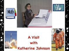 "Katherine Johnson: Scientist(The ""Computer Who Wore Skirts"")Biographical Play Science Resources, Teaching Resources, Katherine Johnson, Primary Science, The Computer, Physicist, Women In History, Diy For Kids, Biology"