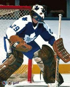 Legends of Hockey - Gallery - Mike Palmateer Toronto Maple Leafs Hockey Goalie, Hockey Teams, Hockey Players, Ice Hockey, Hockey Sport, Bruins Hockey, Toronto Maple Leafs, Eric Dickerson, Maple Leafs Hockey