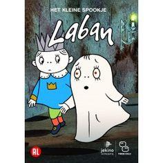 DVD Het Kleine Spookje Laban