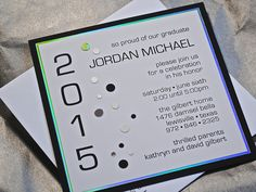 Graduation Party Invitations for Him or Her
