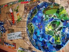 3D-Earth-Day-Bulletin-Board-Idea.jpg (550×413) TONS of examples of Bulletin Boards at: http://myclassroomideas.com/wp-content/uploads/2013/03/
