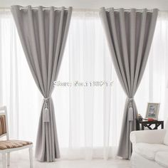 Find More Curtains Information about 2014 new thick full blackout curtains imitation linen,High Quality curtain rack,China curtain tieback Suppliers, Cheap linen kitchen curtains from Fashion kitchen on Aliexpress.com