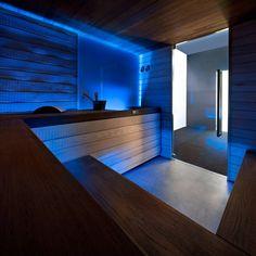 sauna, nice!
