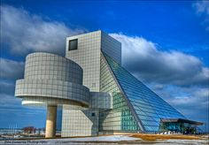 Rock and Roll Hall of Fame and Museum (Ohio, USA)