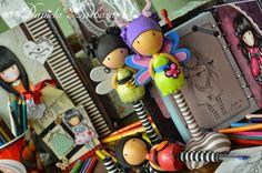 Ponteiras e canetas, sempre uma linda opção para presentear!