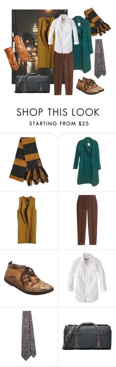 """""""Try Very Hard Not To Be Predictable"""" by fear-gang ❤ liked on Polyvore featuring Elope, Kate Spade, Merci Me London, J.Crew, Marsèll, Jack Wills, Ezra Amarfio, Filson, Saks Fifth Avenue Collection and harrypotter"""