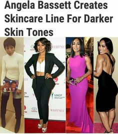 Angela Bassett has teamed up with her friend Dr. Barbara Sturm, a widely known skin-care expert, to create a skin-care line that addresses the needs of women with darker skin.  When Bassett approached Sturm about her own skin issues, including breakouts and irritations, she used Strum's original line. But then, she says, she realized there were issues, such as hyperpigmentation, that darker-skinned women have to deal with. And, so, Darker Skin Tones by Dr. Barbara Sturm was born.  The line…