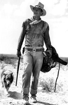 John Wayne http://pums03.tumblr.com/post/81572128949