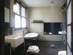 Brilliant Tub And Shower Combos Pictures Ideas Amp Tips From Hgtv Bathroom Pertaining To Free Standing Spa Tubs. Design: Free Standing Spa Tubs Plans