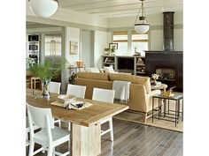 Living and Dining room design ideas - Home and Garden Design Ideas