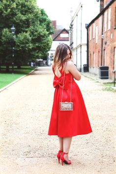 The Date Night: A Red Inspired Get Ready With Me