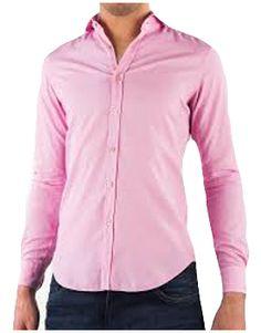 Gherardi - Abbigliamento - Camice - T892420 New in store! (97,50€) #gherardi #shirt #cotton #fabric #summer #collection #pink #fashion #cool