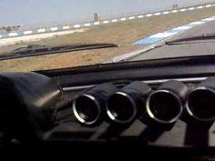 Brasília Turbo GYN na pista do Autódromo de Goiânia