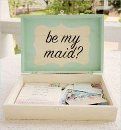Wedding Bells: 5 Creative Ways to Ask Your Bridesmaids