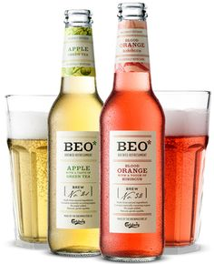 BEO branding by Ergo.   Brewers across the world have been looking to leverage their assets more effectively, in a declining beer market.  For Carlsberg, we focused on the opportunity for 'adult soft drinks' as a credible and refreshing alternative to CSDs.