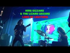 "King Gizzard & the Lizard Wizard Perform ""Lord of Lightning"" Live @ Webs..."