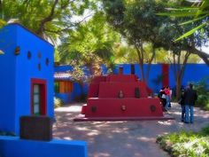 Frida's Blue House / Museum