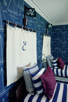 Nautical style http://loft-concept.ru/