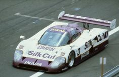 1990 - No.3 Jaguar XJR-12 - John Nielsen, Price Cobb, Martin Brundle