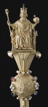 Sceptre de Charles V dit de Charlemagne
