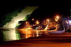 Praia de Ponta Negra-Natal-RN-Brasil