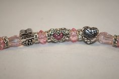 Hey, I found this really awesome Etsy listing at https://www.etsy.com/listing/178115351/grandma-charm-faceted-pink-crystal