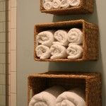 Decorating ideas for bathroom towels