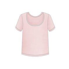 <b>Modèle femme</b>Comme le trèfle dans la pelouse, le t-shirt est un incontournable de la garde-robe. A décliner dans de nombreuses couleurs et styles, il sera le compagnon de toutes les situations.Rien de plus basique qu'un t-shirt et pourtant, celui-ci a été dessiné avec soin pour être «mon idéal». Simple, droit, à manches courtes et au décolleté rond et féminin.<b>Tailles :</b> 34/36-38/40-42/44-46/48* Stature: 1,68m* Tour de...