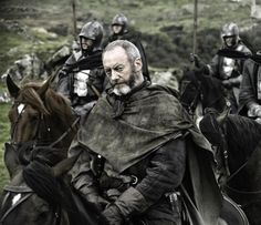 Game of Thrones Season 2 Photos. The Game of Thrones: Season 2 promotional photos feature Gwendoline Christie, Stephen Dillane, Liam Cunningham, Lena Liam Cunningham, Davos, Conor Mcgregor, Stephen Dillane, Game Of Thrones Instagram, Watch Game Of Thrones, Game Thrones, A Clash Of Kings, Reality Shows
