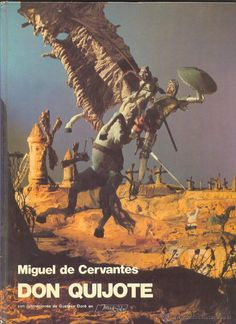 DON QUIJOTE DE LA MANCHA MIGUEL DE CERVANTES ILUSTRACIONES GUSTAVO DORÉ SEIX BARRAL1978 - Foto 1