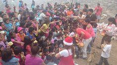 Natale nelle baraccopoli di Lima con Rossina Peña e Artaban onlus.