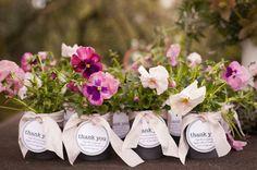 Цветы для гостей - The-wedding.ru