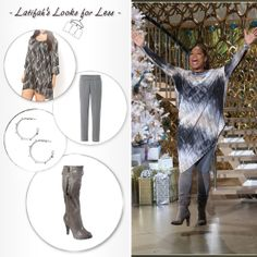 Latifah's Looks for Less: Wednesday, Dec. 18 from @Rick- Cawthard Recessionista