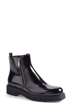 Prada Ankle Boot (Women) available at #Nordstrom
