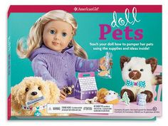 Doll Pets: Teach your doll how to pamper her pets using the supplies and ideas inside! by Trula Magruder http://www.amazon.com/dp/1609589017/ref=cm_sw_r_pi_dp_WBTvwb1FRY9ZM